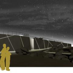 Riqualificazione del lungomare urbano di Cala Gonone