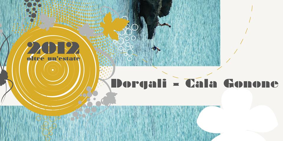 Oltre un'estate – pieghevole estate 2012 _ Dorgali
