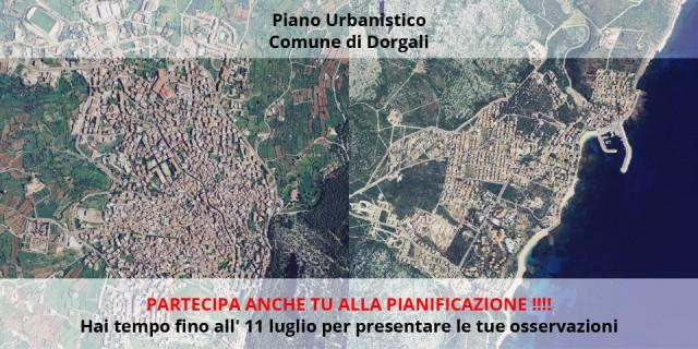 Piano Urbanistico del Comune di Dorgali: Fino all' 11 luglio puoi presentare le tue osservazioni