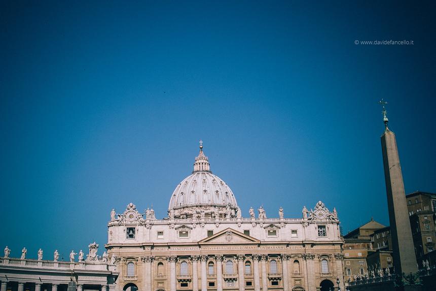 san pietro, piazza san pietro, roma, rome, bernini, architettura, architecture, davide fancello, sigma dp2s, 35 mm