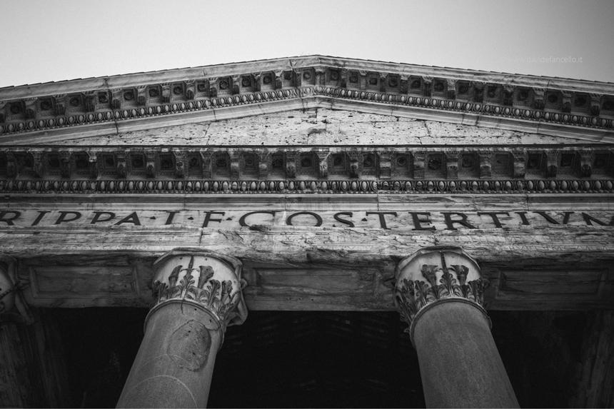 architettura, architecture, davide fancello, sigma dp2s, 35 mm , pantheon