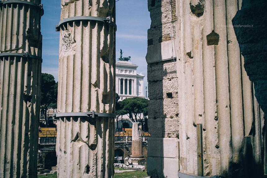 architettura, architecture, davide fancello, sigma dp2s, 35 mm , fori imperiali, altare della patria