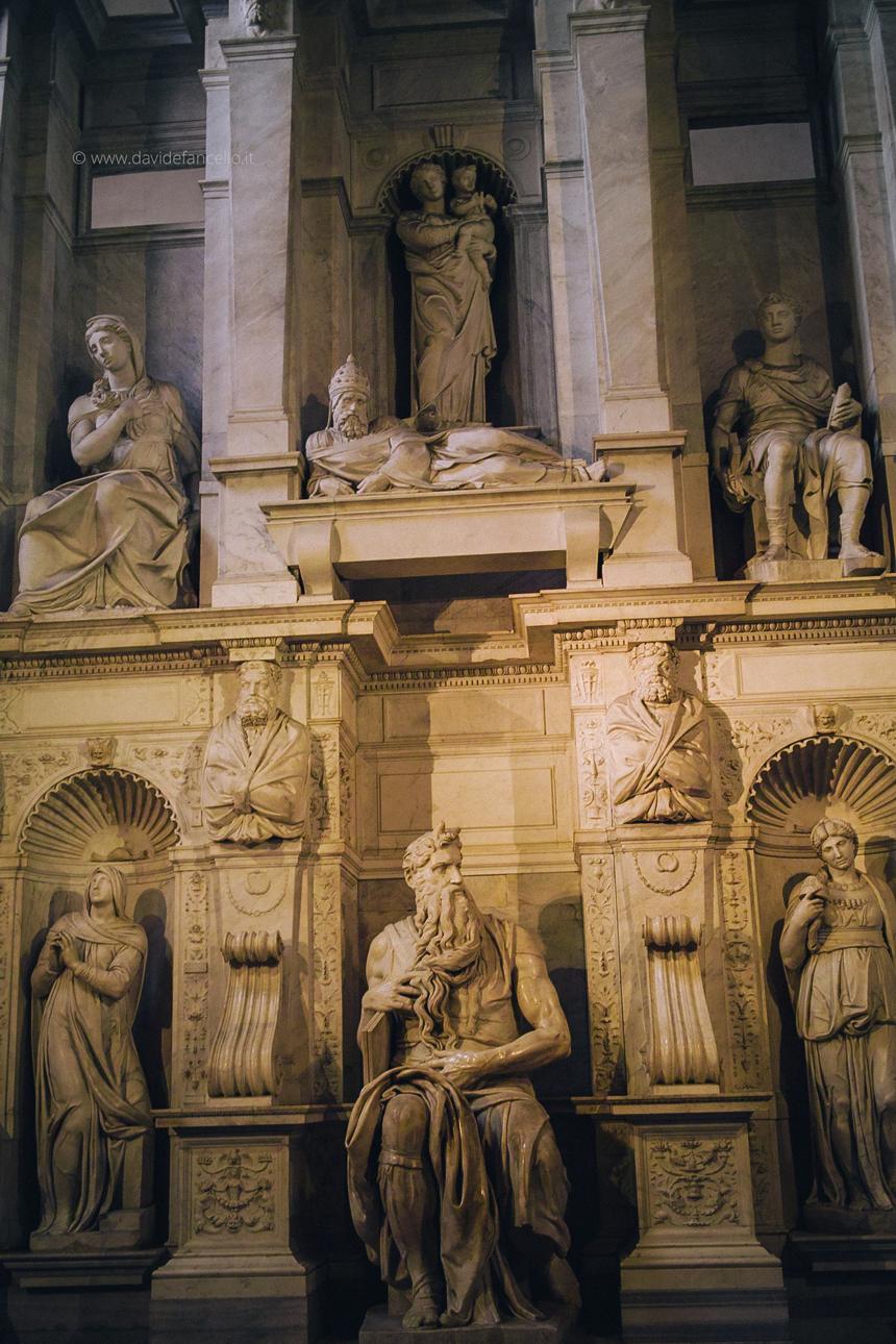 architettura, architecture, davide fancello, sigma dp2s, 35 mm , san pietro in vincoli, mosè , scultura, michelangeolo
