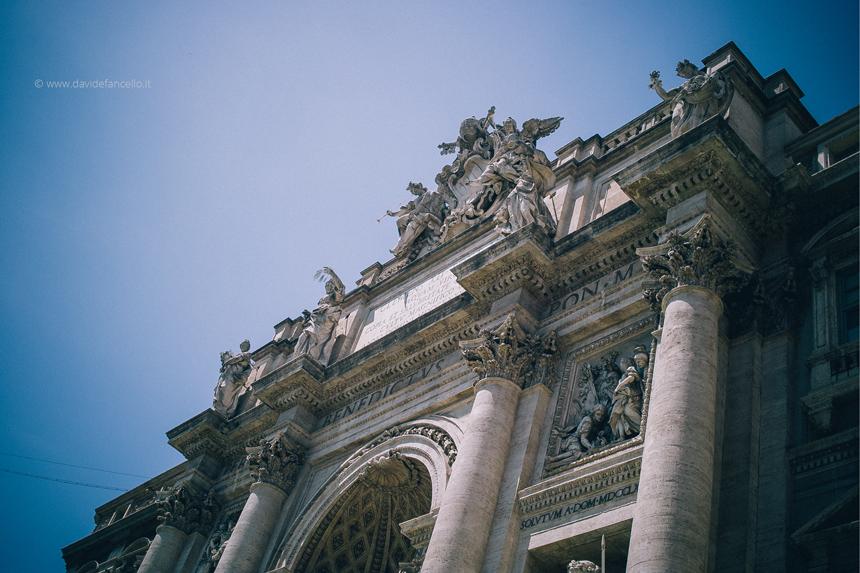 architettura, architecture, davide fancello, sigma dp2s, 35 mm , fontana di trevi, nicola salvi